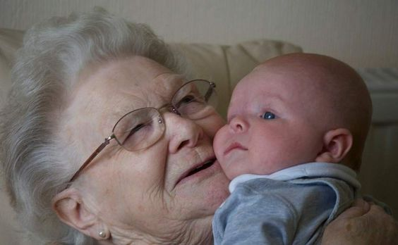 La présence de nos grands-mères est importante dans notre vie