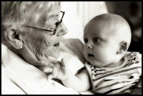 L'héritage génétique des grands-mères