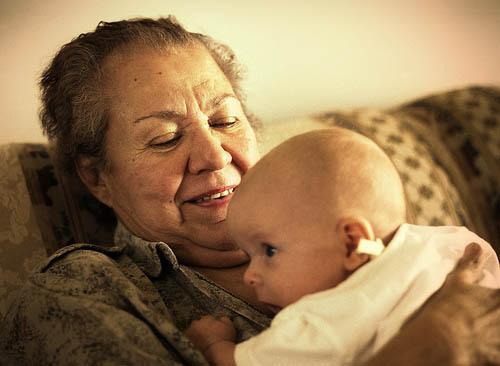 Nos grands-mères nous laissent un patrimoine précieux