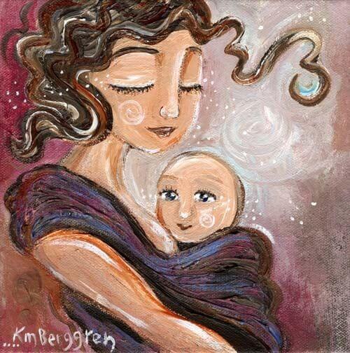 Mamans merci d'être là simplement à nos côtés chaque fois que l'on en a besoin
