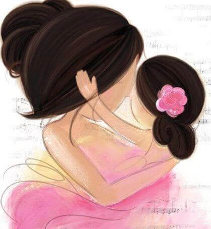 Chères mamans, merci de nous apprendre ce qu'est le véritable amour