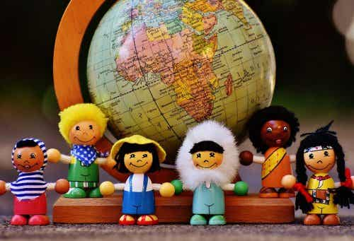 Enseignez à votre enfant le respect de la diversité