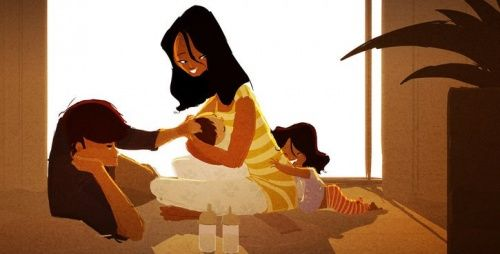 Mettre des mots sur les émotions que traverse l'enfant lui apprend à forger sa personnalité