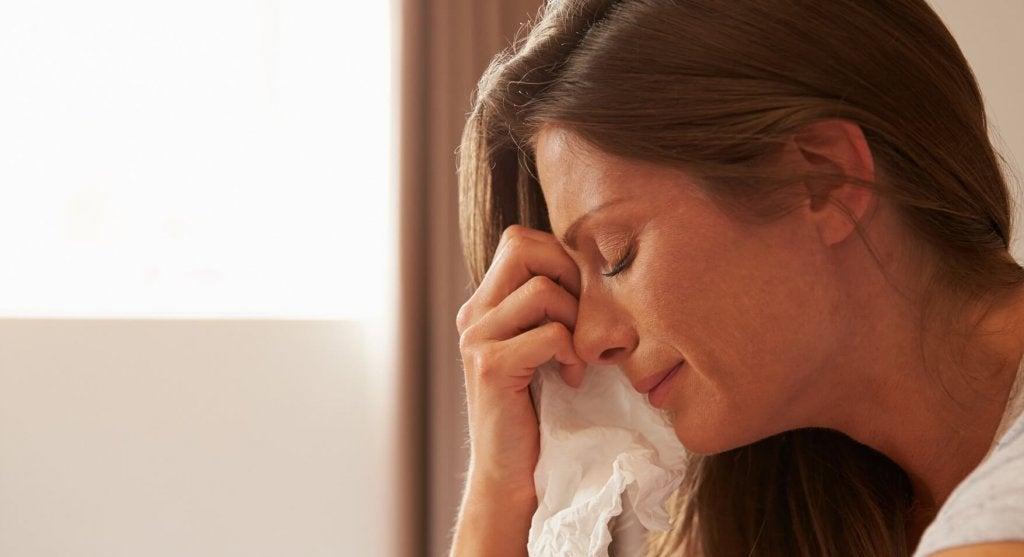 Les mamans pleurent aussi: de peur, de stress ou de fatigue