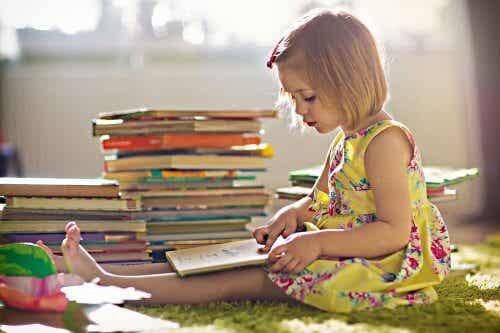 5 livres que votre enfant doit lire avant ses 6 ans