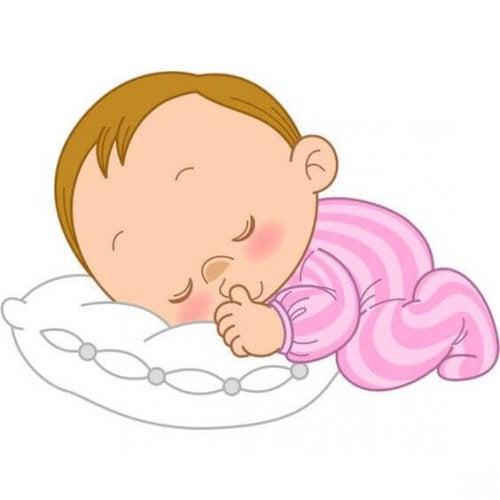 La fatigue n'est rien comparé au bonheur d'une mère qui s'occupe de son bébé