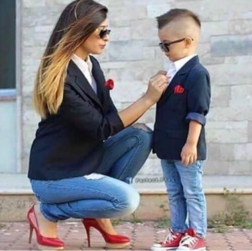 Avoir un petit garçon c'est avoir un prince charmant