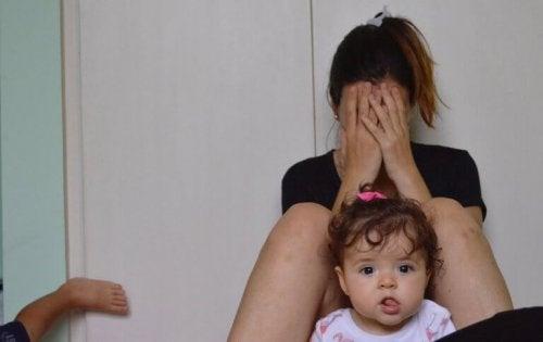 Les mamans pleurent aussi