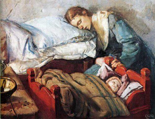 Les dangers d'être une mère fatiguée