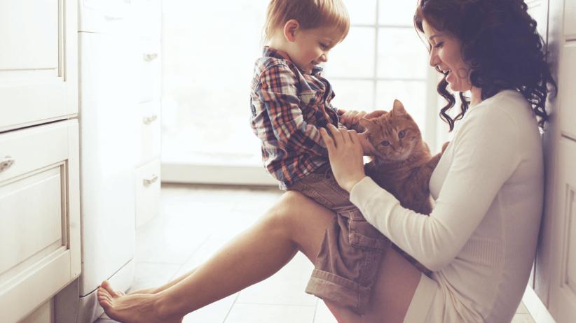 Ma raison d'être : un bébé est un cadeau du ciel