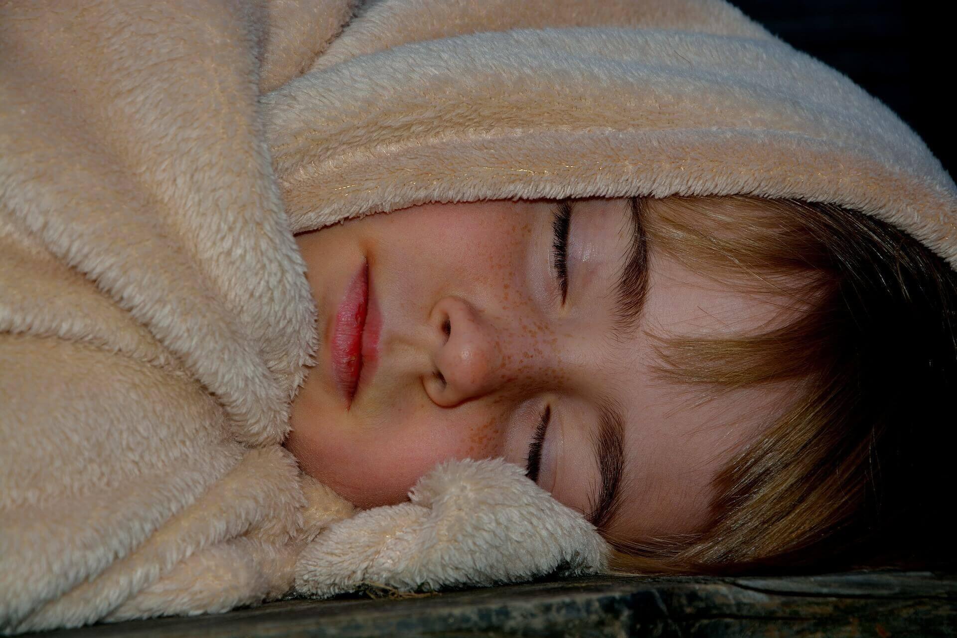 Les troubles du sommeil chez les enfants
