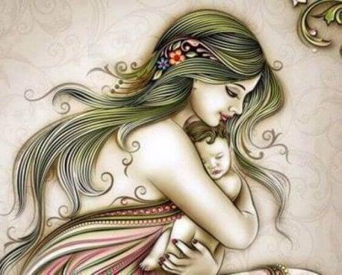 6 façons de montrer à votre enfant que vous l'aimez