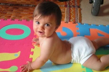 l'utilisation du trotteur représente un danger considérable pour les bébés