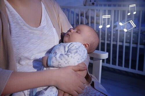 Les meilleures berceuses pour votre bébé