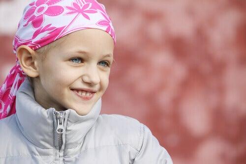 A ces petits superhéros qui se battent contre le cancer de l'enfant