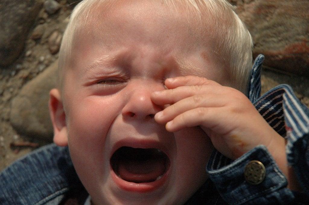 5 techniques pour calmer les colères des enfants