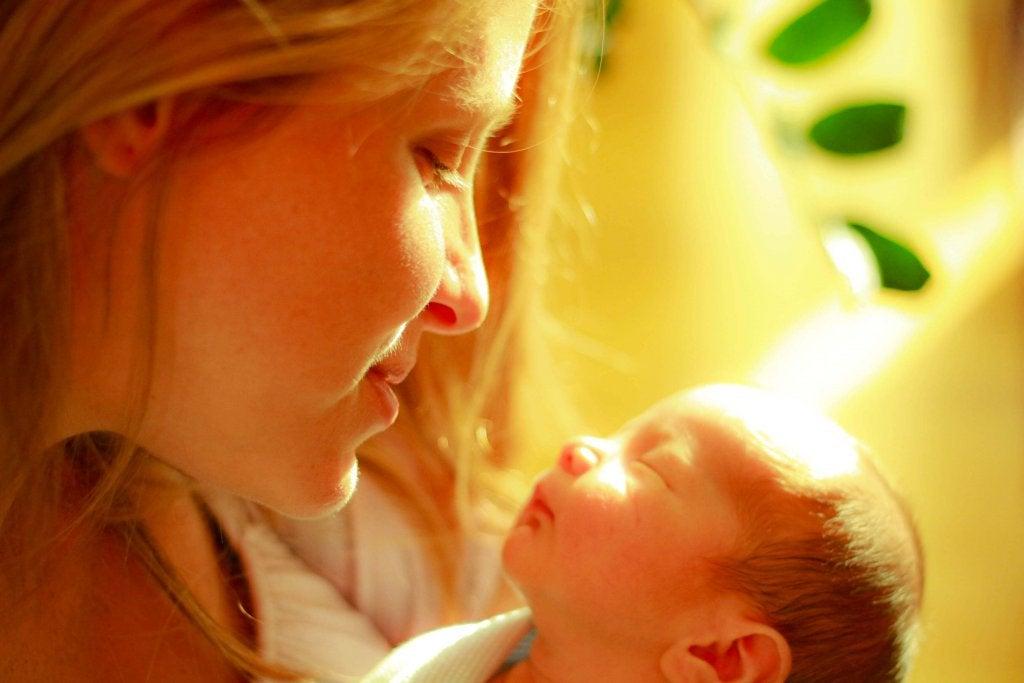 Profitez de votre bébé, le temps passe vite