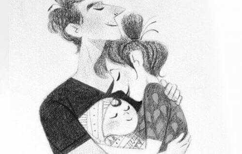 À quoi ressemble la vie de couple après avoir eu un enfant