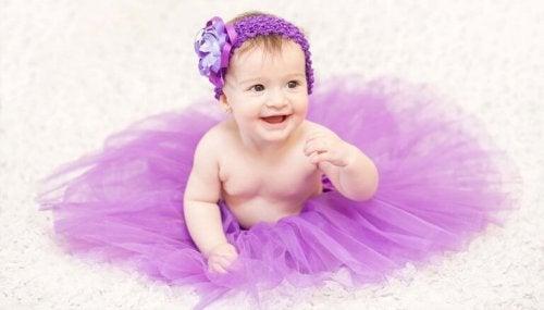 photos artistiques de bébé