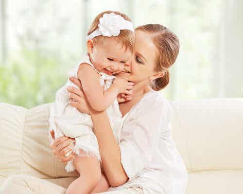 Être mère d'une fille, c'est avoir une complice pour toute la vie