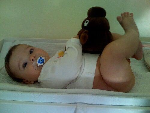 Bébé intolérance au lactose