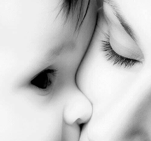 Un amour inconditionnel et éternel, un amour de mère