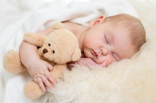 La sieste est nécessaire jusqu'à trois ans