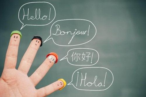 Grandir et jouer dans de nouvelles langues est une expérience incroyable