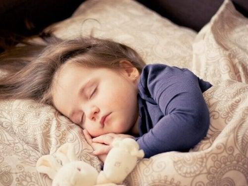 4 choses qui perturbent le sommeil des enfants