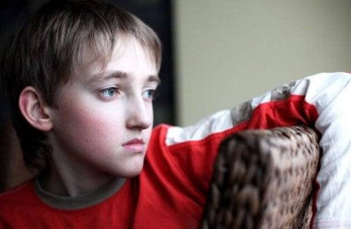 Les parents ont souvent souffert eux aussi d'un manque affectif.