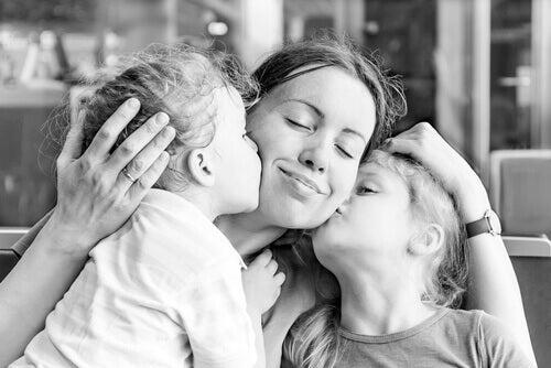 Être maman pour la deuxième fois