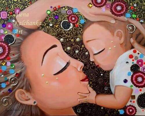 Le meilleur métier possible : être ta maman
