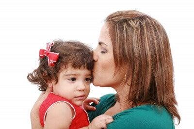 Exprimer son affection à ses enfants