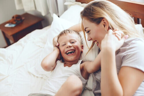 Passer du temps avec votre enfant vous rendra tous les deux heureux