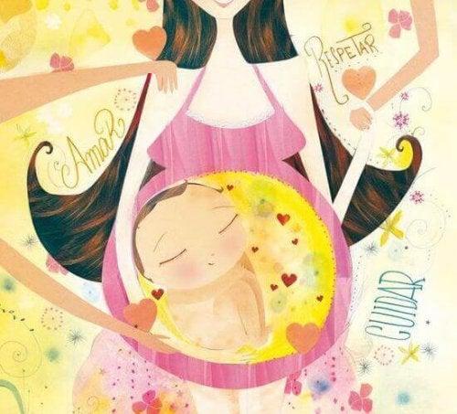 Hâte de t'avoir : Mais les mamans profitent aussi de cette période où bébé est dans leur ventre