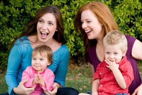 L'importance de la marraine dans la vie des enfants