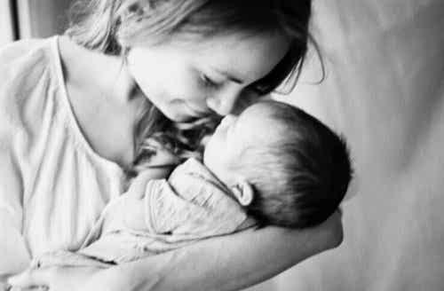 La maternité vous rend plus forte