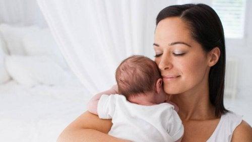 La maternité vous rend plus forte : elle amplifie vos sens