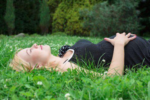 Un repos approprié pendant la grossesse est crucial