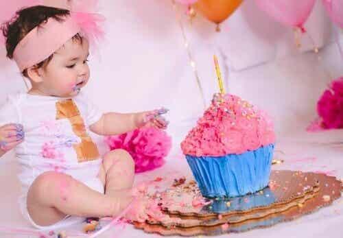 Pourquoi fêter la première année de votre bébé ?