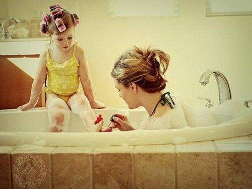 13 façons de montrer à votre enfant combien vous l'aimez