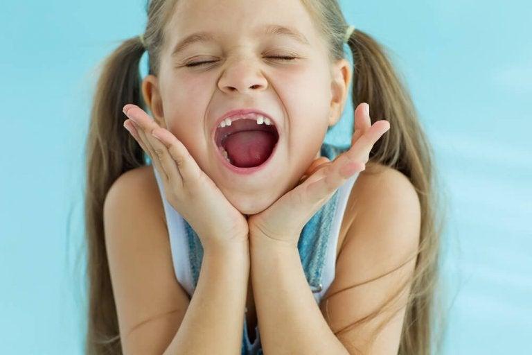 Les cellules souches dans les dents de lait