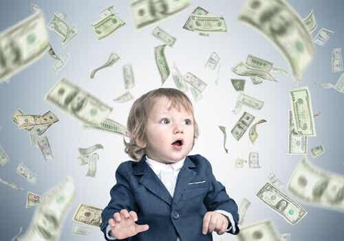 Le syndrome de l'enfant riche