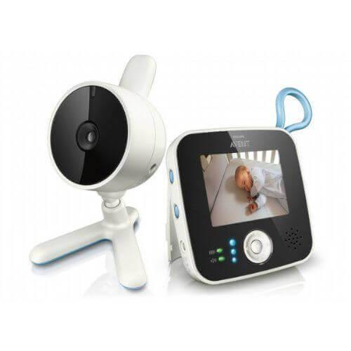 la caméra de surveillance fait partie des nouveaux produits pour bébés