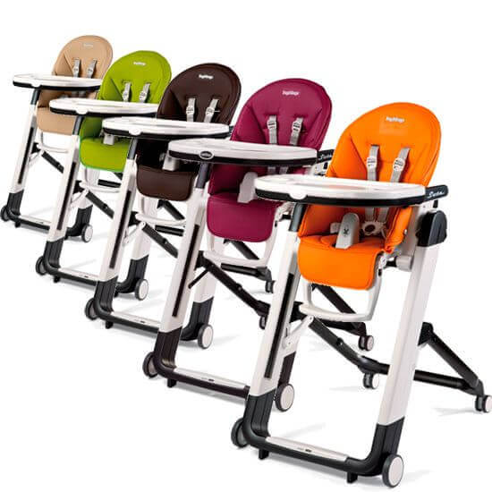 La chaise haute est un produit pour bébés que l'on devrait trouver dans tous les foyers