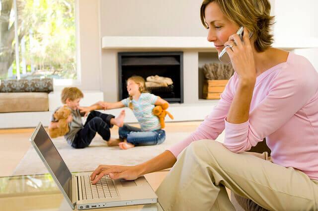 Favorisez une discussion constructive et rappelez les règles si vos enfants répondent mal