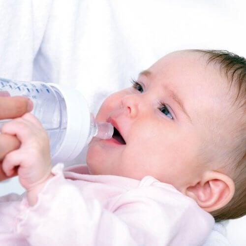 Quantité d'eau : Il est recommandé d'utiliser de l'eau bouillie ou de l'eau minérale naturelle