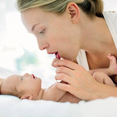 7 jeux pour le nouveau-né