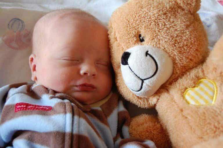 La position idéale pour faire dormir le bébé