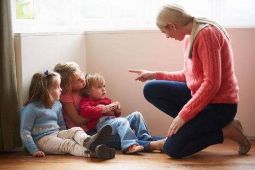 Que faire lorsque vos enfants répondent mal ?
